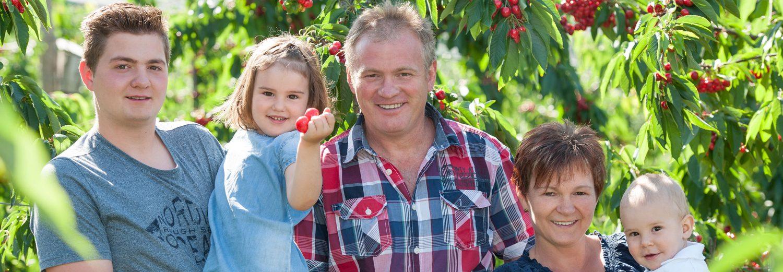 Obst von daheim